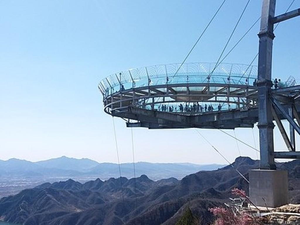 Visit Pinggu Shilingxia Scenic Area Day Trip from Beijing 0