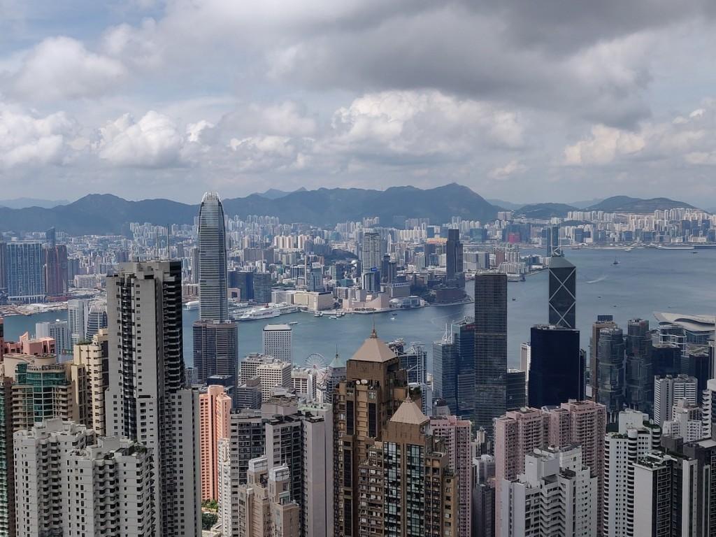 Wonderful View and Shopping in Hongkong 0