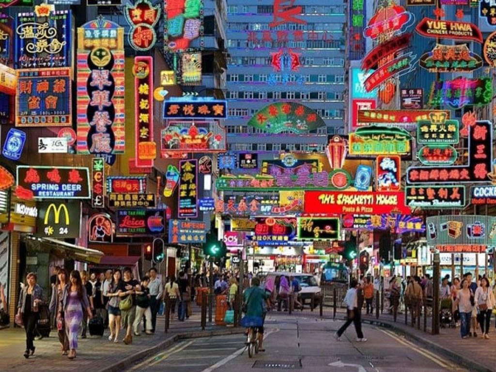 Wonderful View and Shopping in Hongkong 2